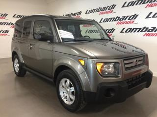 Used 2008 Honda Element EX|JAMAIS ACCIDENTÉ|MAGS+ for sale in Montréal, QC