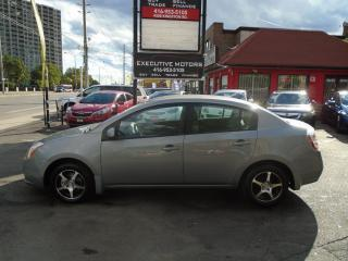 Used 2008 Nissan Sentra 2.0 S/ NEW BRAKES / ALLOYS/ A/C / CERTIFIED /CLEAN for sale in Scarborough, ON