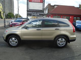 Used 2009 Honda CR-V LX/ ONE OWNER / SHOW ROOM CONDITION / NO ACCIDENT for sale in Scarborough, ON