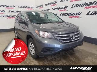 Used 2014 Honda CR-V LX|AWD|TRÈS PROPRE for sale in Montréal, QC