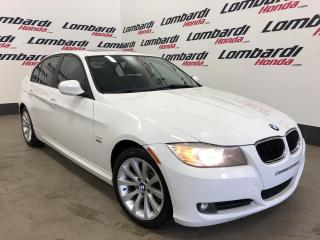 Used 2011 BMW 3 Series 328i/xDrive/JAMAIS ACCIDENTÉ for sale in Montréal, QC