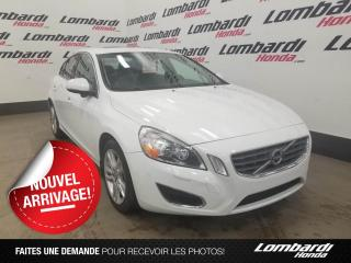 Used 2012 Volvo S60 S60|T6|AWD|IMPECCABLE for sale in Montréal, QC