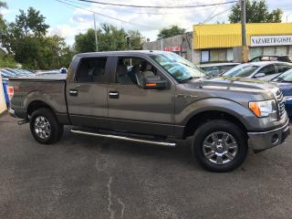Used 2011 Ford F-150 XLT/ CREW CAB/ 4X4/ 6 SEATER/ ALLOYS & MORE! for sale in Scarborough, ON