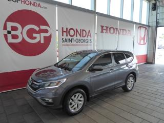 Used 2016 Honda CR-V SE for sale in St-Georges, QC