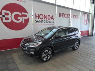 Used 2016 Honda CR-V Touring for sale in St-Georges, QC