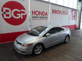 Used 2008 Honda Civic LX for sale in St-Georges, QC