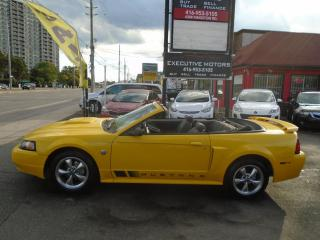 Used 2004 Ford Mustang GT/ MINT CONDITION / LOW KM / V8 /MODIFIED EXHAUST for sale in Scarborough, ON