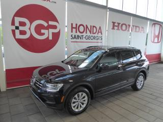 Used 2019 Volkswagen Tiguan Trendline for sale in St-Georges, QC