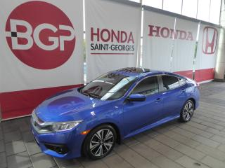 Used 2016 Honda Civic EX-T for sale in St-Georges, QC