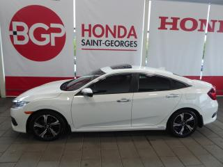 Used 2016 Honda Civic Touring for sale in St-Georges, QC