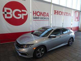 Used 2019 Honda Civic LX for sale in St-Georges, QC