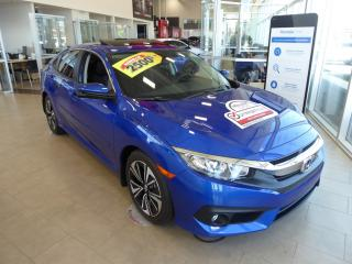 Used 2018 Honda Civic CIVIC SDN EX-T for sale in St-Georges, QC