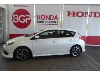 Used 2018 Toyota Corolla iM iM for sale in St-Georges, QC