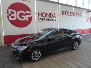 Used 2017 Honda Civic LX for sale in St-Georges, QC