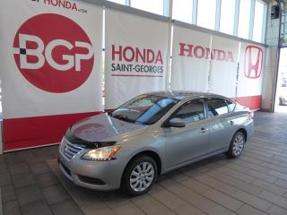 Used 2014 Nissan Sentra for sale in St-Georges, QC
