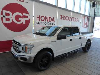 Used 2018 Ford F-150 XLT for sale in St-Georges, QC