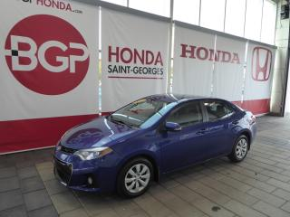 Used 2015 Toyota Corolla for sale in St-Georges, QC