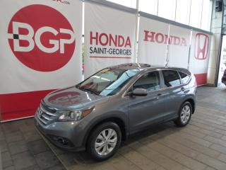 Used 2013 Honda CR-V EX for sale in St-Georges, QC