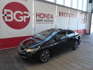 Used 2013 Honda Civic EX for sale in St-Georges, QC