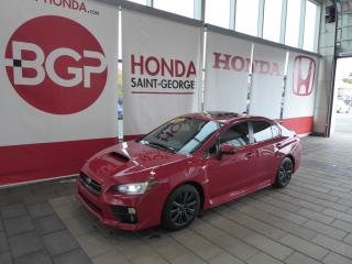 Used 2017 Subaru WRX SPORT for sale in St-Georges, QC