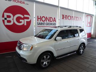 Used 2015 Honda Pilot Touring for sale in St-Georges, QC