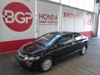 Used 2010 Honda Civic DX-G for sale in St-Georges, QC