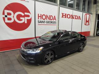 Used 2017 Honda Accord Sport for sale in St-Georges, QC