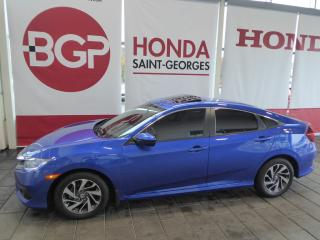 Used 2017 Honda Civic EX for sale in St-Georges, QC