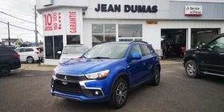 Used 2016 Mitsubishi RVR SE avec groupe Limited Edition 4 portes for sale in Alma, QC