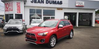 Used 2015 Mitsubishi RVR traction intégrale 4 portes CVT for sale in Alma, QC