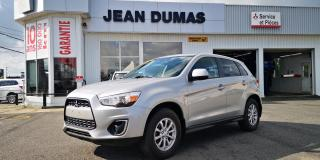 Used 2013 Mitsubishi RVR traction intégrale 4 portes CVT SE for sale in Alma, QC