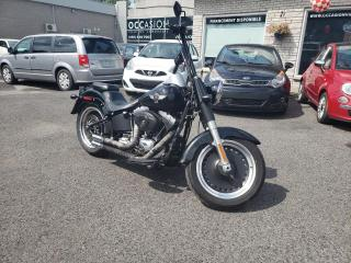 Used 2014 Harley-Davidson FAT BOY FatBoy 2014 8500 KM! for sale in Longueuil, QC