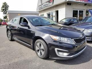 Used 2012 Kia Optima Kia optima 2012 Hybrid Full équip! for sale in Longueuil, QC