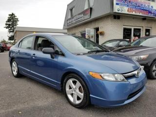 Used 2008 Honda Civic LX 4 portes, boîte automatique for sale in Longueuil, QC