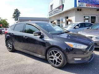 Used 2015 Ford Focus Hayon 5 portes SE for sale in Longueuil, QC