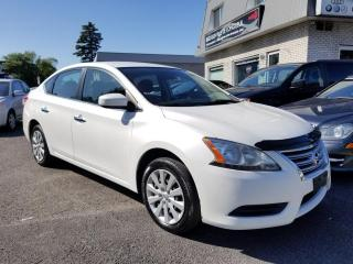 Used 2014 Nissan Sentra Berline 4 portes CVT S for sale in Longueuil, QC