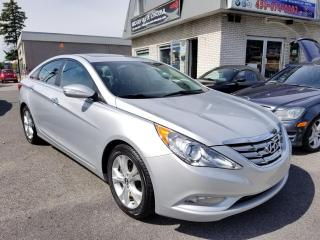Used 2011 Hyundai Sonata LIMITED - CUIR - TOIT-  MAG for sale in Longueuil, QC