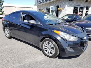 Used 2012 Hyundai Elantra Berline 4 portes, boîte manuelle, GL for sale in Longueuil, QC