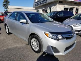 Used 2013 Toyota Camry Berline 4 portes, 4 cyl. en ligne, boîte for sale in Longueuil, QC
