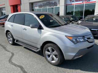 Used 2009 Acura MDX 2009 Acura MDX - AWD 4dr Tech Pkg for sale in Rouyn-Noranda, QC
