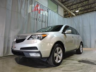 Used 2010 Acura MDX **Awd**Cuir**Toit Ouvrant**Attache Remorque** for sale in Rouyn-Noranda, QC