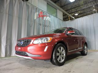 Used 2016 Volvo XC60 T6 Premier **Awd**Toit Panoramique**Cuir** for sale in Rouyn-Noranda, QC