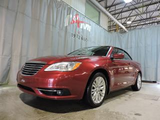 Used 2011 Chrysler 200 2011 Chrysler 200 - 2dr Conv Touring for sale in Rouyn-Noranda, QC