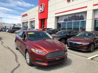Used 2014 Ford Fusion S **Bas Kilométrage** for sale in Rouyn-Noranda, QC