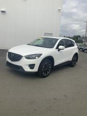 Used 2016 Mazda CX-5 **GT**Toît**Cuir**Gps**Awd** for sale in Rouyn-Noranda, QC