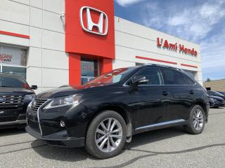 Used 2015 Lexus RX 350 2015 Lexus RX 350 - AWD 4dr Sportdesign for sale in Rouyn-Noranda, QC