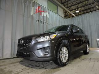 Used 2016 Mazda CX-5 GX **Awd**Mags**Bluetooth** for sale in Rouyn-Noranda, QC