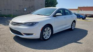 Used 2015 Chrysler 200 200 for sale in Drummondville, QC