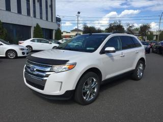 Used 2014 Ford Edge Limited 4 portes, traction intégrale for sale in Drummondville, QC