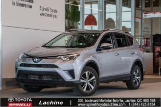 Used 2018 Toyota RAV4 LE - FWD IMPECCABLE! SIÈGES CHAUFFANT! BLUETOOTH! MAGS! AIR CLIMATISÉ! CAMÉRA DE RECUL! SUPER PRIX! for sale in Lachine, QC